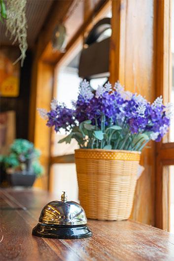 Kvetinová výzdoba pre firmy